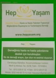 Hepyaşam, hepatitlilerin yakınında